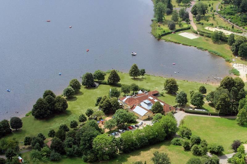 Maison au Lac - Maison au Lac Restaurant und Wanderstube in Losheim ...